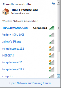 Trailervania Wireless