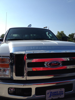 Ford 6.4L Super Duty Truck